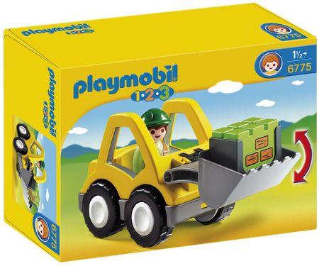 Playmobil mali nakladalnik 6775
