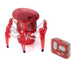 Hexbug Pavouk červená - zánovní