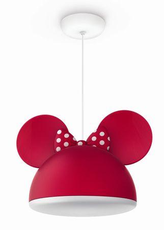 PHILIPS (71758/31/16) Minnie Mouse Gyerek mennyezeti lámpa