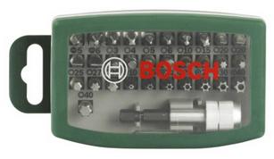 Bosch komplet nastavaka za odvijač Promoline 32 (2607017063)