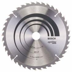 Bosch krožni žagin list Optiline Wood (2608640438)