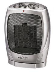 Adler keramički grijač 1500W, srebrni (AD7703)