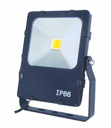 Dencop Lighting reflektor LED, 36 W 6000 K, czarny