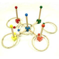 Montessori Stĺpiky s kruhmi