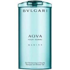 Bvlgari gel za tuširanje Aqva Pour Homme Marine, 200 ml