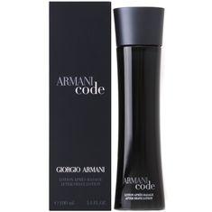 Giorgio Armani Code For Men - balzam nakon brijanja, 100 ml