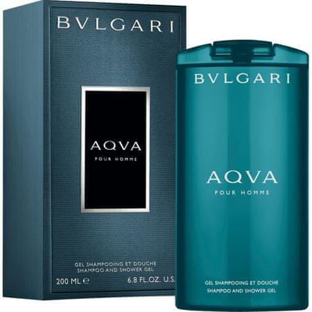Bvlgari Aqva Pour Homme gel za prhanje, 200ml