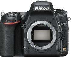 Nikon digitalni fotoaparat D750, ohišje