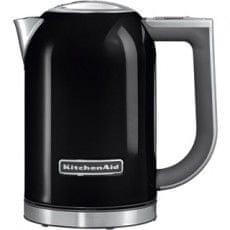 KitchenAid grelnik vode P2 1,7 L, KA5KEK1722EOB črna
