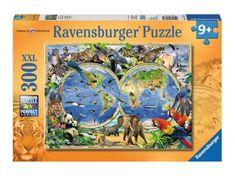 Ravensburger Az itatónál puzzle 300XXL