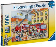 Ravensburger Hasiči 100 dílků