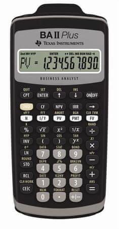 Texas Instruments Kalkulator BA-II PLUS Professional