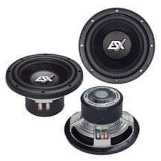 ESX nizkotonski zvočnik SX 1040 - sub 25cm