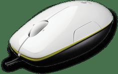 Logitech miš M150 Laser Mouse, bijeli