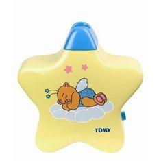 Tomy svjetiljka Zvijezda s projektorom, žuta (T2008)