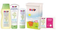 HiPP Babysanft sada s krabicou Milkbox