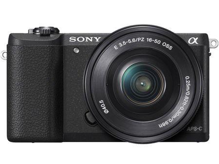SONY Alpha 5100 + 16-50 mm Black (ILCE5100LB.CEC)