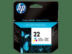 HP Náplň č.22 - farebná (C9352AE)