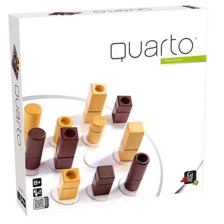 Albi Quarto Classic Társasjáték - Magyar nyelvű