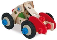 Heros Constructor Racer 3 lesena sestavljanka