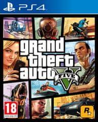 Rockstar GTA 5 (PS4)