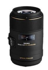 Sigma objektiv EX 2,8/105 DG Macro C/AF OS HSM za Nikon