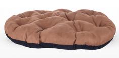 Tommi jastuk Duo, smeđi