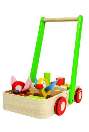 Plan Toys Járássegítő Fajáték