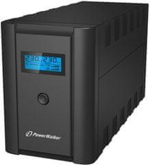 PowerWalker UPS brezprekinitveno napajanje LCD (VI 2200)