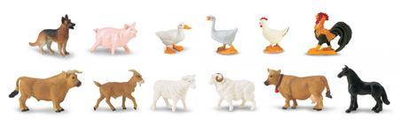 000910a0f791c Safari Ltd. Figurki Zwierzęta na farmie- tuba