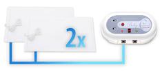 Baby Control Digital Monitor oddechu 2 czujniki BC-200