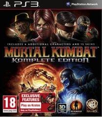 Warner Bros Mortal Combat 9 Complete Edition (PS3)