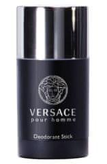 Versace dezodorans Pour Homme, u stiku, 75 ml