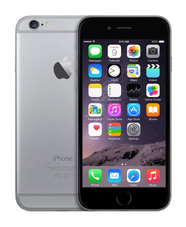 Apple iPhone 6, 32 GB, vesmírně šedý - rozbaleno