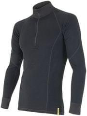Sensor koszulka termoaktywna z długim rękawem Double Face Merino Wool M