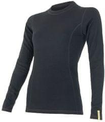 Sensor ženska majica z dolgimi rokavi Double Face Merino Wool