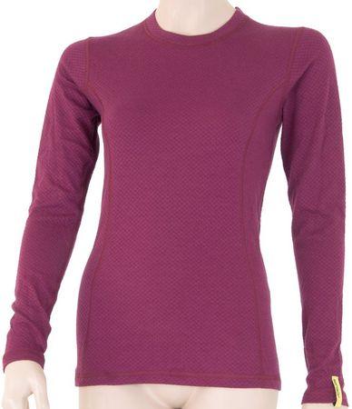 aefc85607204 Sensor Double Face Merino Wool tričko dámske dlhý rukáv lila S ...