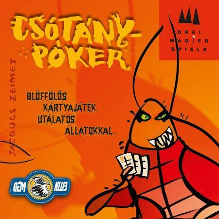 Drei Magier Spiele Csótány Póker Kártyajáték