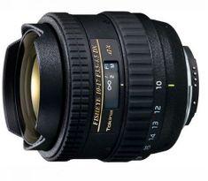 Tokina objektiv 10-17 Fisheye DX (Nikon)