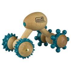 Sissel valjak za masažu Ergo-Roller, drven