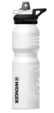 Wenger bidon 1710.70 Sport top 800 ml, alu, bel