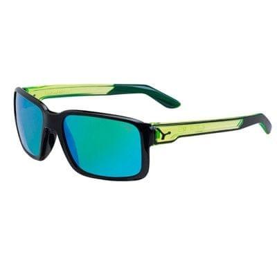 Cébé sunčane naočale Dude, crno-zelene