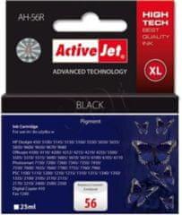 ActiveJet črna kartuša HP (C6656A 56)