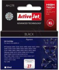 ActiveJet črna kartuša HP (C8727A 27)