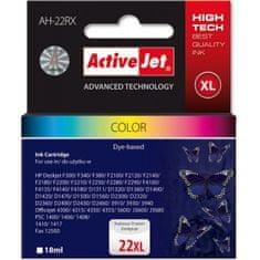 ActiveJet komplet kartuš HP C9352A 22XL
