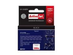 ActiveJet črna kartuša HP CC641 300XL