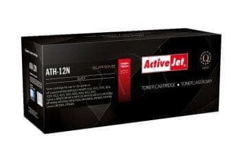 ActiveJet toner HP Q2612A, 12A, črn