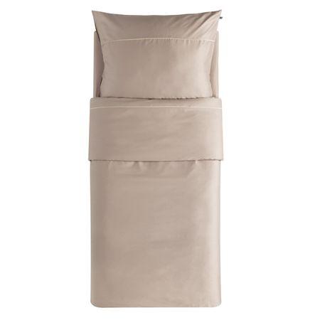 Odeja Basic N posteljnina, 200 x 200 rjava