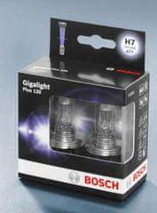 Bosch par žarulja Gigalight Plus 12V H7 55W