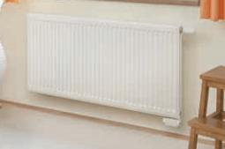 Korado radiator KV 11/600/1000, z vgrajenim ventilom